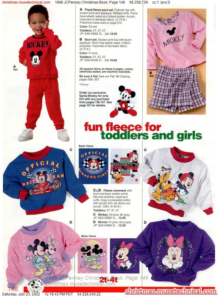 1996 JCPenney Christmas Book, Page 146