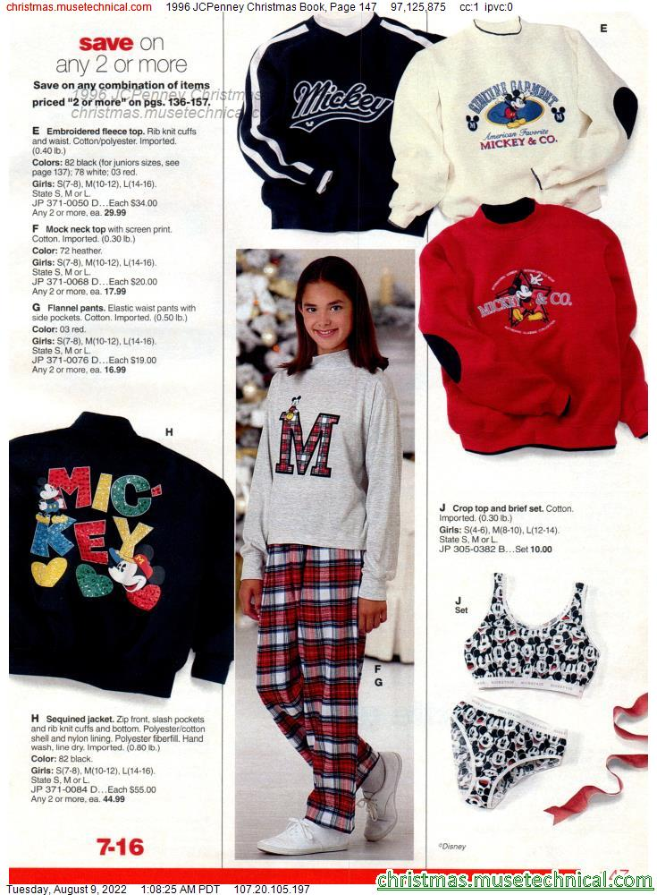 1996 JCPenney Christmas Book, Page 147