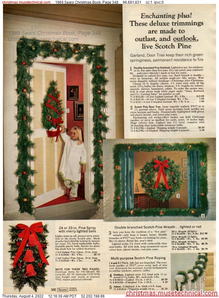 1969 Sears Christmas Book, Page 348