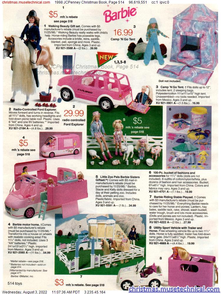 1998 JCPenney Christmas Book, Page 514