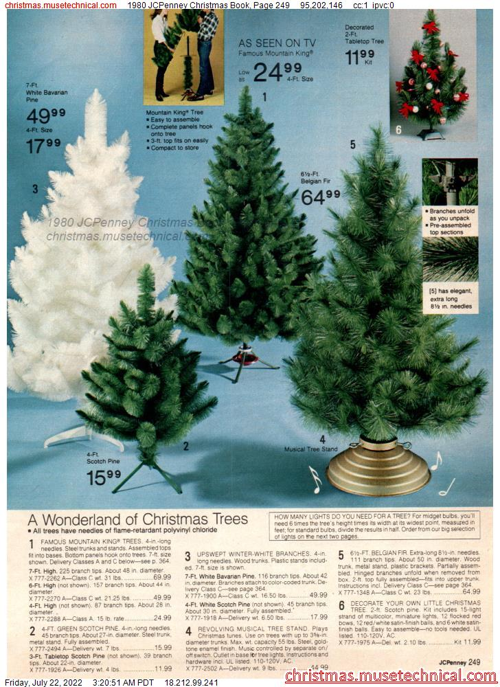 1980 JCPenney Christmas Book, Page 249