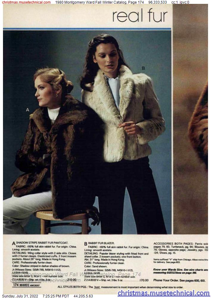 1990 Sears Style Catalog Volume 3, Page 174 - Christmas