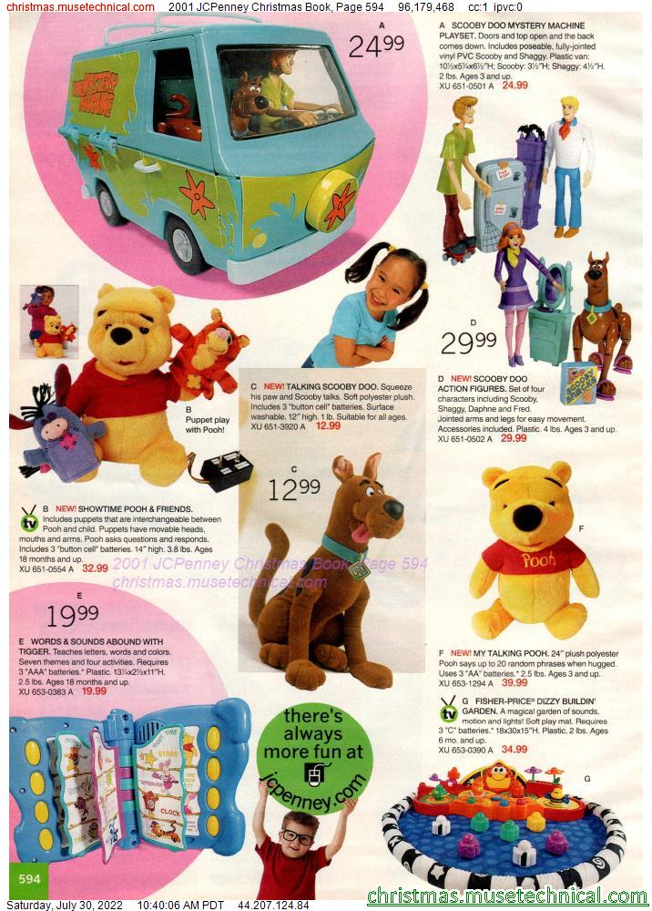 2001 JCPenney Christmas Book, Page 594