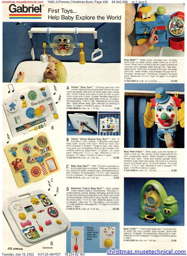 1980 JCPenney Christmas Book, Page 408