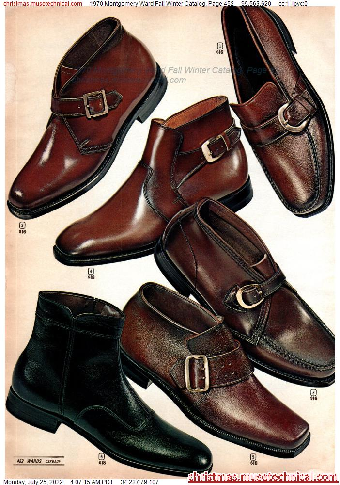 1970 Montgomery Ward Fall Winter Catalog, Page 452