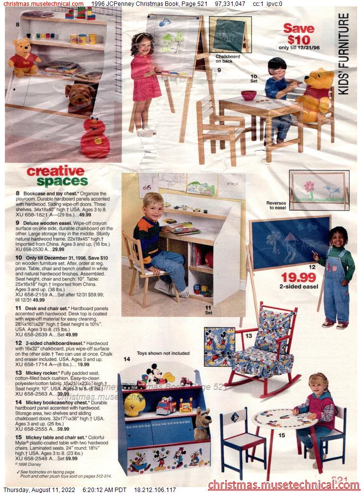 1996 JCPenney Christmas Book, Page 521