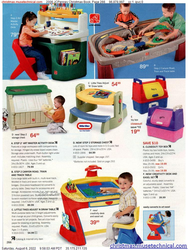 2006 JCPenney Christmas Book, Page 266