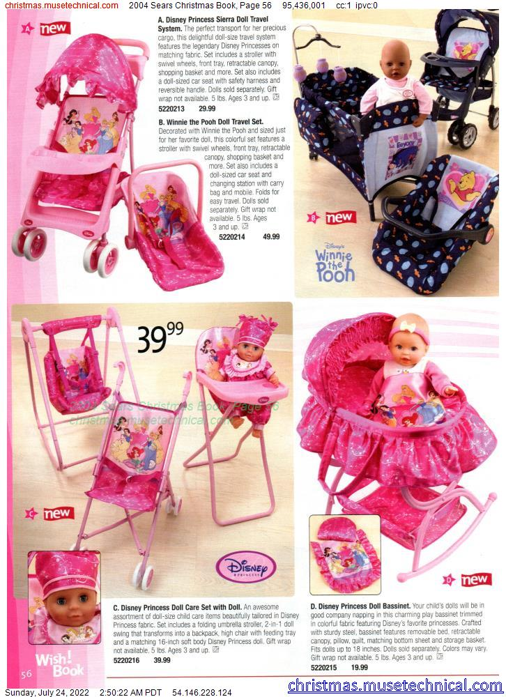 2004 Sears Christmas Book, Page 56