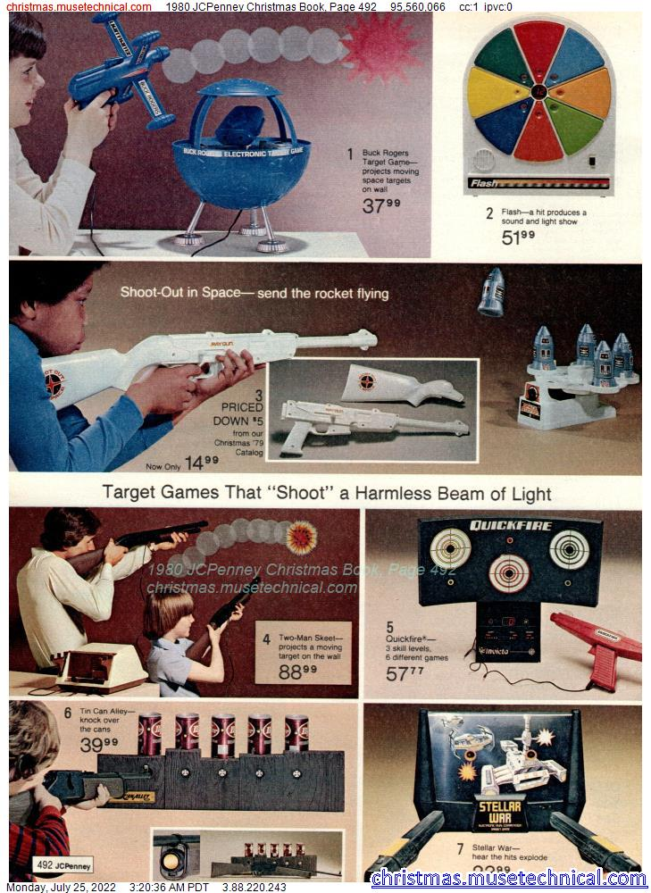 1980 JCPenney Christmas Book, Page 492