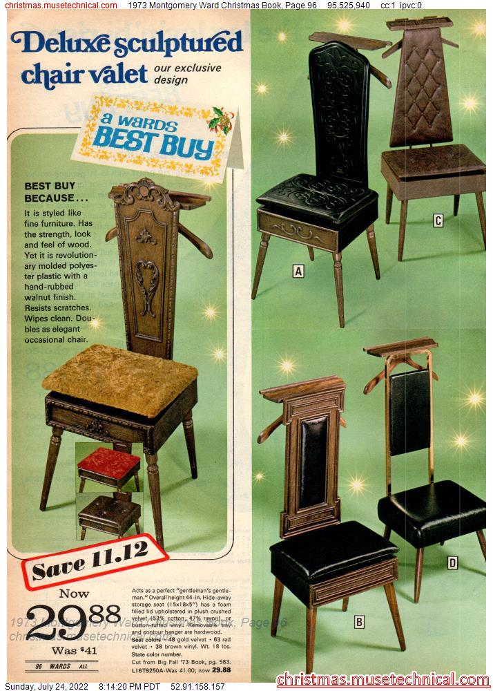 1973 Montgomery Ward Christmas Book, Page 96