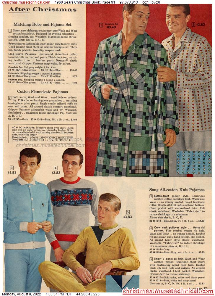 1960 Sears Christmas Book, Page 91