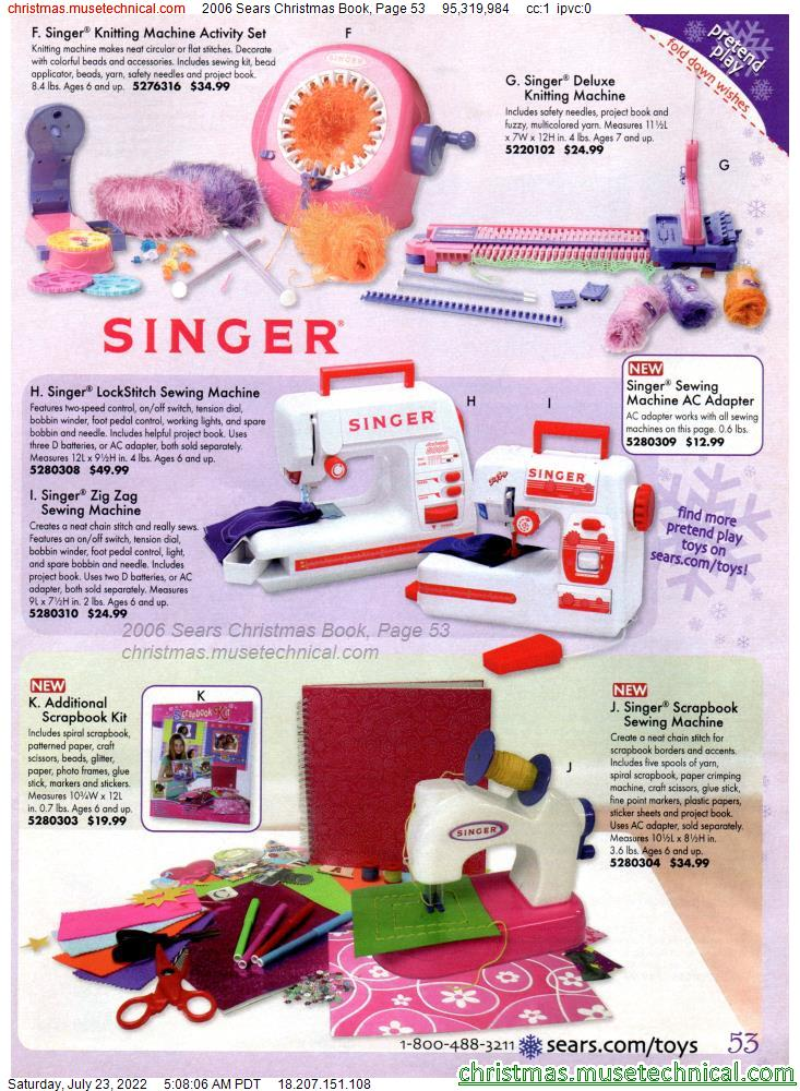 2006 Sears Christmas Book, Page 53