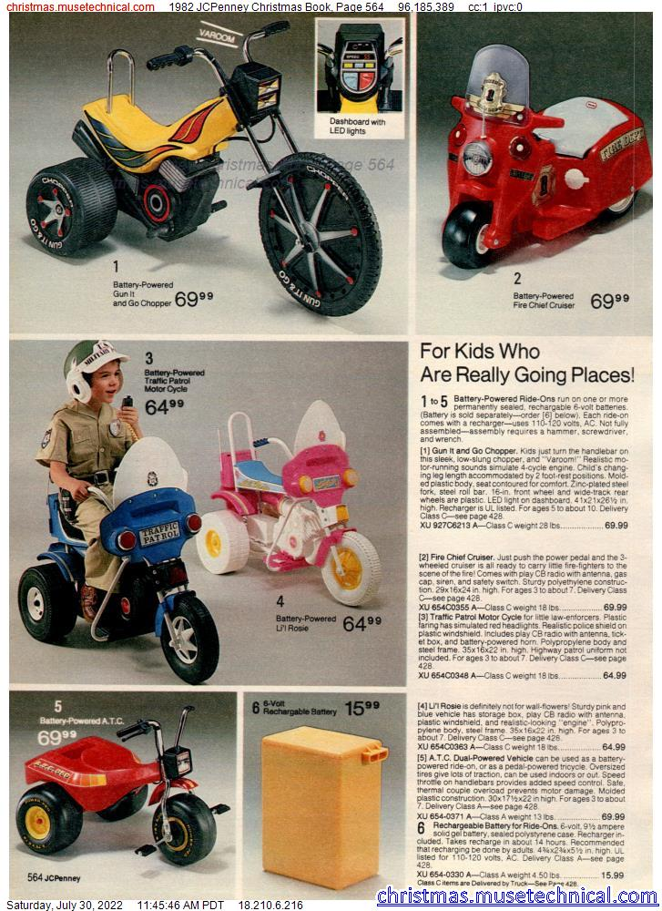 1982 JCPenney Christmas Book, Page 564