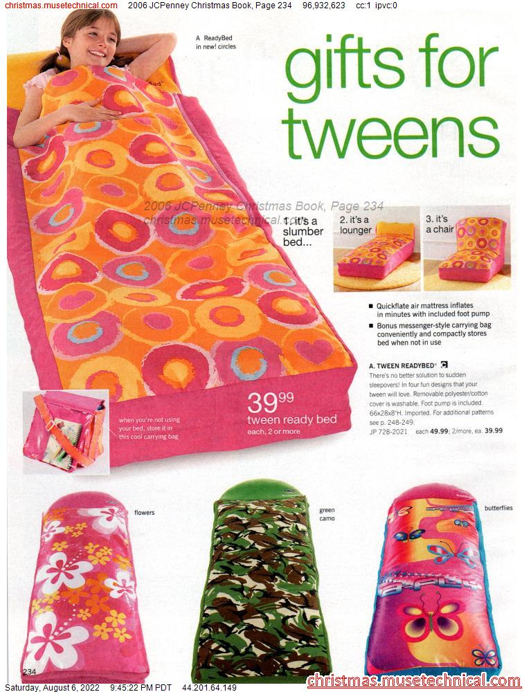 2006 JCPenney Christmas Book, Page 234