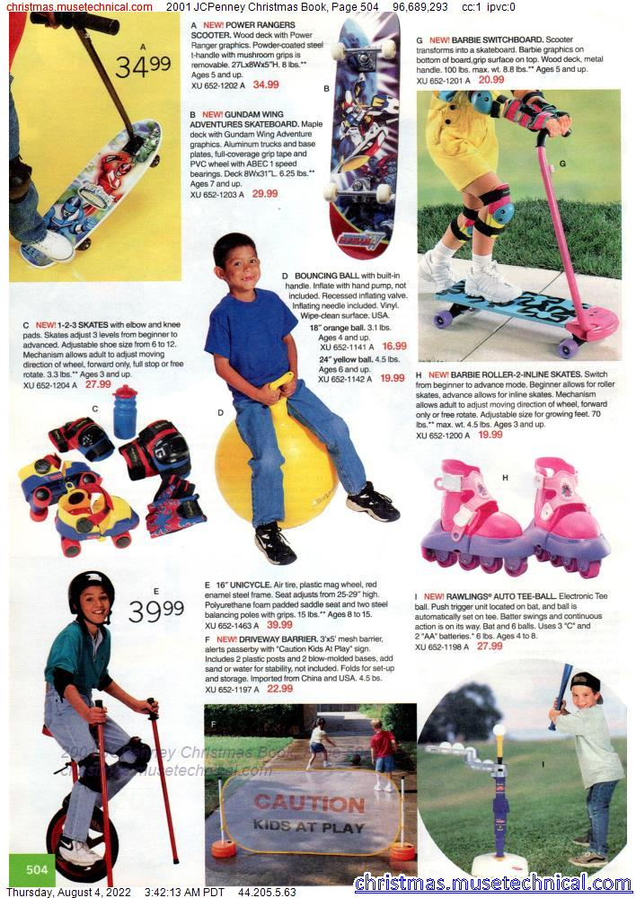 2001 JCPenney Christmas Book, Page 504