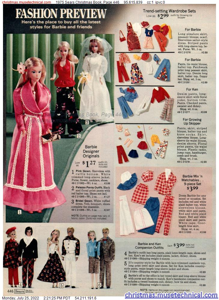 1975 Sears Christmas Book, Page 446