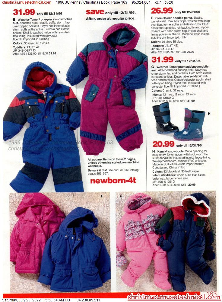 1996 JCPenney Christmas Book, Page 163
