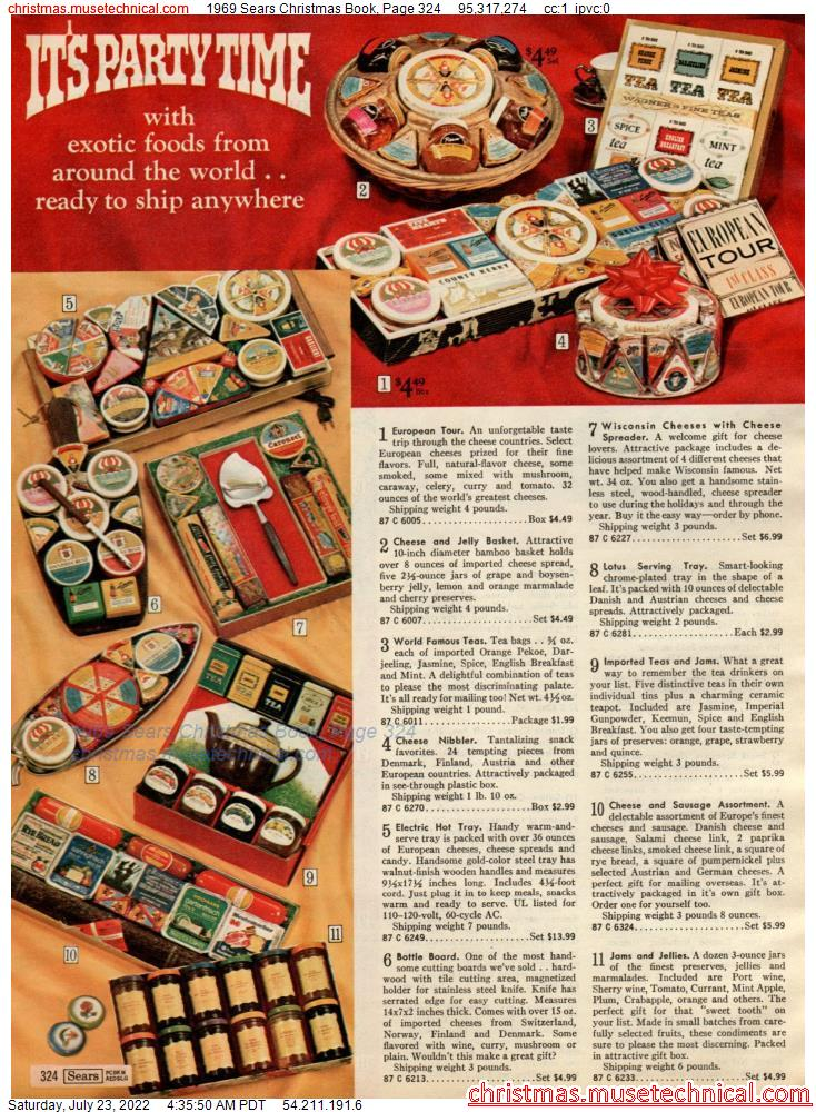 1969 Sears Christmas Book, Page 324