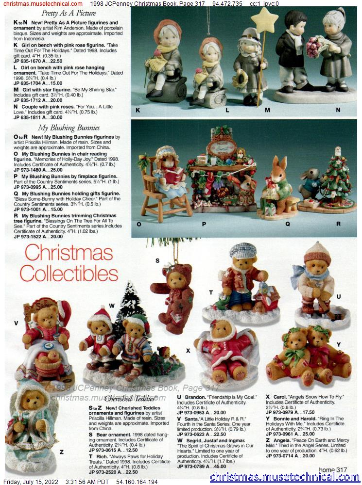 1998 JCPenney Christmas Book, Page 317