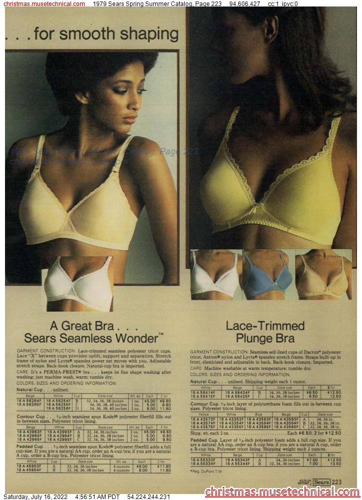 1979 Sears Spring Summer Catalog, Page 223
