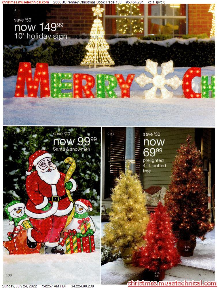 2006 JCPenney Christmas Book, Page 138