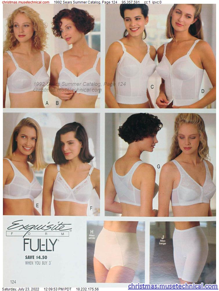1992 Sears Summer Catalog, Page 124