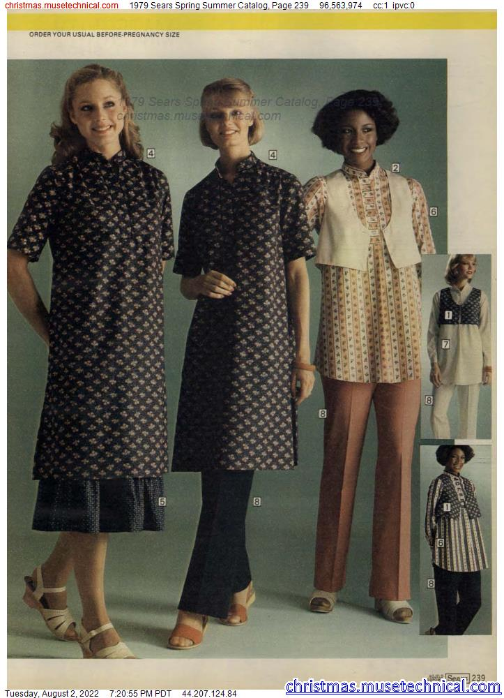1979 Sears Spring Summer Catalog, Page 239