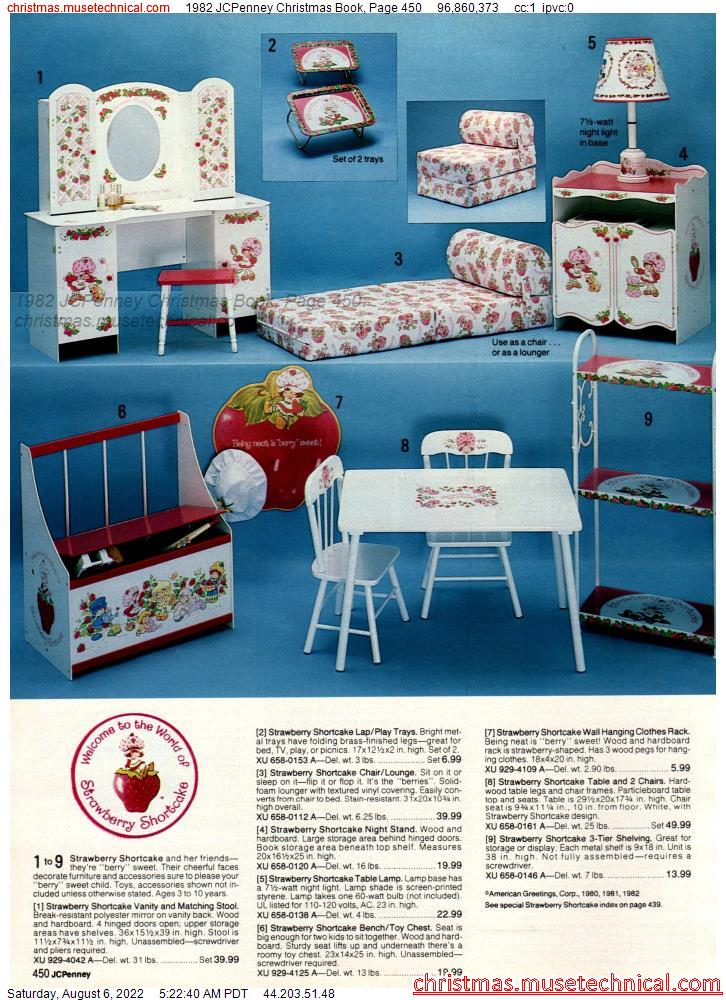 1982 JCPenney Christmas Book, Page 450