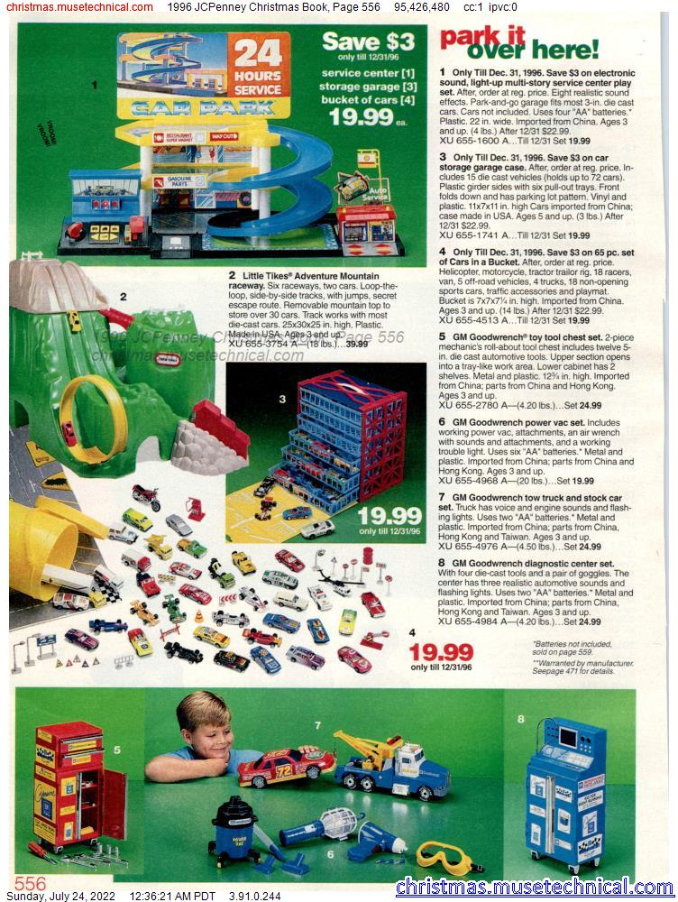 1996 JCPenney Christmas Book, Page 556