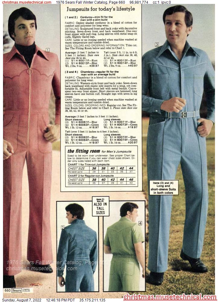 1976 Sears Fall Winter Catalog, Page 660