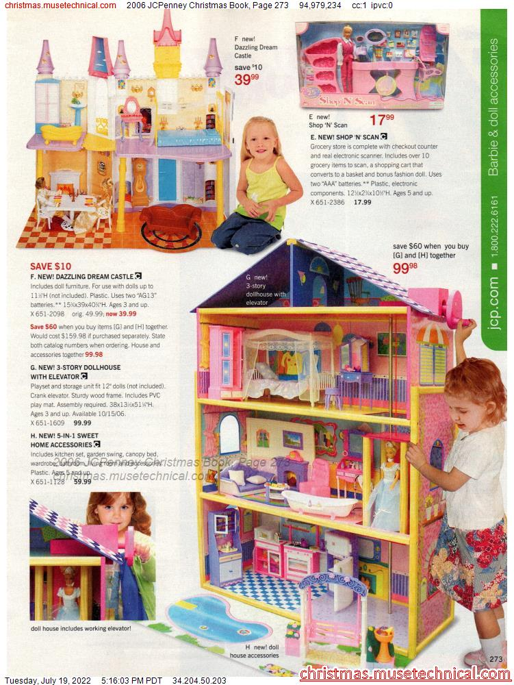 2006 JCPenney Christmas Book, Page 273