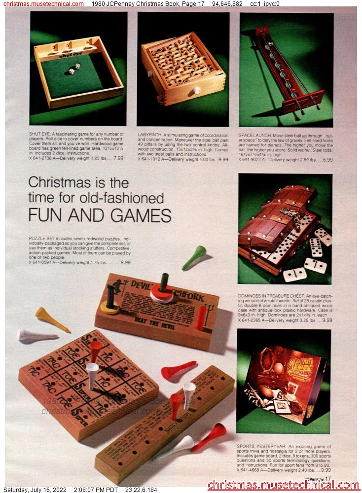 1980 JCPenney Christmas Book, Page 17