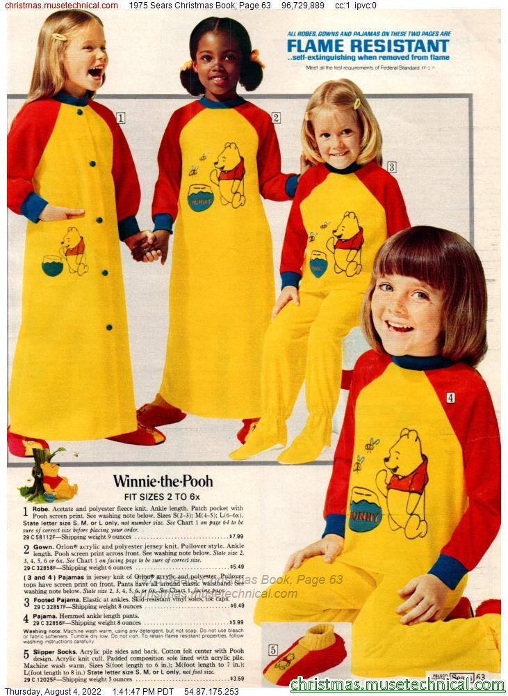 1975 Sears Christmas Book, Page 63