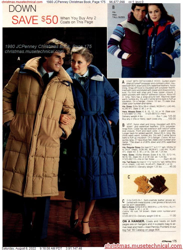 1980 JCPenney Christmas Book, Page 175