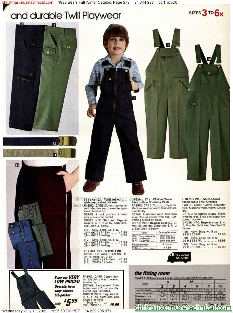 1964 Sears Spring Summer Catalog, Page 373 - Christmas