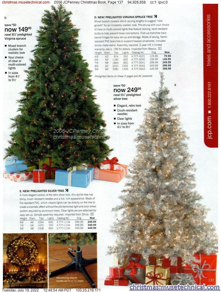 2006 JCPenney Christmas Book, Page 137