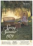 1979 Sears Spring Summer Catalog