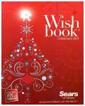 2009 Sears Christmas Book, Page 1