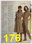 1984 Sears Spring Summer Catalog, Page 176