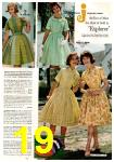 1962 Montgomery Ward Spring Summer Catalog, Page 19