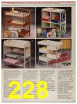 1987 Sears Spring Summer Catalog, Page 228