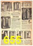 1942 Sears Spring Summer Catalog, Page 655