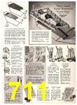 1969 Sears Spring Summer Catalog, Page 711