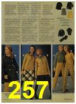 1968 Sears Fall Winter Catalog, Page 257