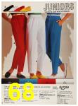 1987 Sears Spring Summer Catalog, Page 68