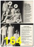 1975 Sears Fall Winter Catalog, Page 164