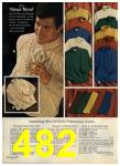 1968 Sears Fall Winter Catalog, Page 482