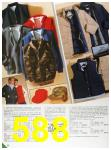 1985 Sears Fall Winter Catalog, Page 588