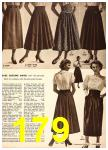 1949 Sears Spring Summer Catalog, Page 179