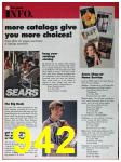 1991 Sears Spring Summer Catalog, Page 942